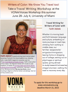 Faith Adiele travel writing flyer jpeg